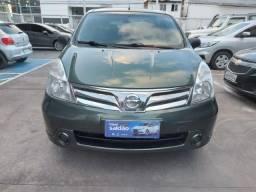 Título do anúncio: Nissan Livina. S 1.8 2013 Aguinaldo *
