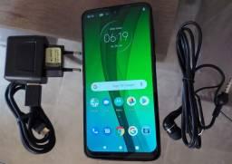 Título do anúncio: Motorola Moto G7 Plus 64 gb