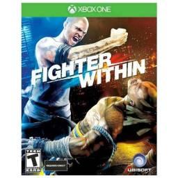 Fighter within Xbox one semi novo.