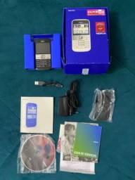 Celular Nokia E5-00 com caixa e acessórios