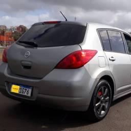 Título do anúncio: Nissan Tiida S 1.8 Manual ( não é golpe)