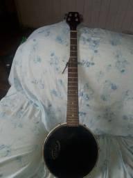 Título do anúncio: Projeto de banjo 5 cordas inacabado