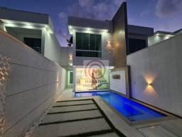 Casa com 3 dormitórios à venda, 94 m² por R$ 619.000,00 - Taperapuã - Porto Seguro/BA