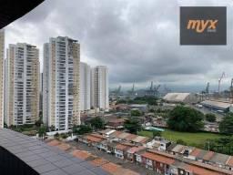 Título do anúncio: Sala à venda, 37 m² por R$ 270.000 - Ponta da Praia - Santos/SP