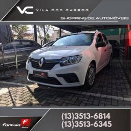 Título do anúncio: Renault Logan 1.0 12v Sce Zen
