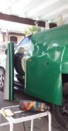 Título do anúncio: Plotagem novo verde auto brilho top demais