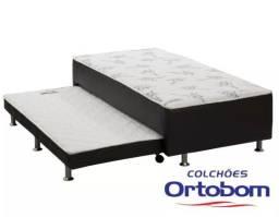 Título do anúncio: Quarto colchão cama box ZAP *