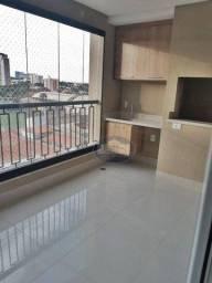 Apartamento com 3 dormitórios para alugar, 124 m² por R$ 2.500,00/mês - Jardim Sumaré - Ar