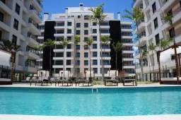 Apartamento Mobiliado Alto Padrão de frente para o mar em Clube Residencial - Sun Tower