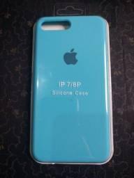 Capinha de iPhone 6plus, 7 e 8