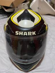Capacete Shark S500 tamanho 57 58