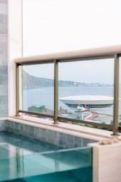 Título do anúncio: Ingá, Niterói, Rio de Janeiro, Cobertura com Magnífica Vista