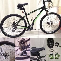 Título do anúncio: Bicicleta High One