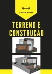 Título do anúncio: Casa terreno + construção