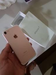 Título do anúncio: IPhone 7 32gb Biometria sem menos barato