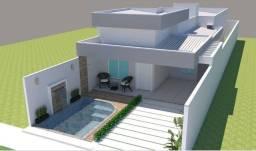 Casa lindíssima com 3 suites e área de lazer completa na 309 Sul