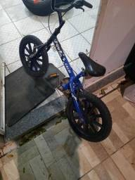 Título do anúncio: Vendo linda bicicleta aro 16