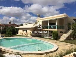 Casa com 5 suítes + dependência e piscina - Raiz da Serra 2 (Cód.: lc201)