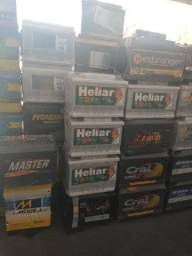 Baterias Com ótimos preços, delivery  grátis Goiânia e região