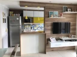 Lindo Apartamento no Villaggio Limoeiro 02 quartos com suíte
