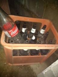 Caixa de Skol litrão