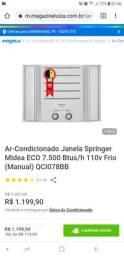 Ar condicionado janela Springer