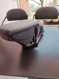Apoio de braço central e porta objeto VW G7 gol, saveiro