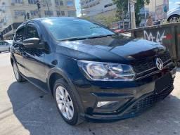 Volkswagen Gol 2018 Track 1.0 + GNV  - Aceito troca