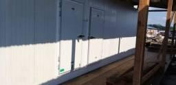Título do anúncio: Câmara frigorífica montada e instalada, entregamos na chave.