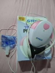 Doppler GTech ouvir batimentos coração bebe