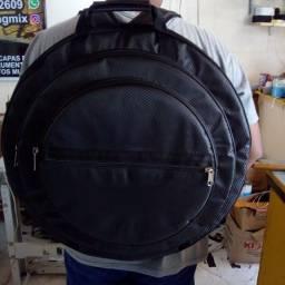capa/bag pra pratos,caixa,pedal simples ou duplo!!!! encomende já o seu!!!!!!
