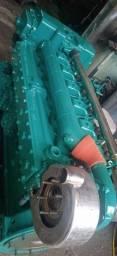 Título do anúncio: Motor 229 Mwm 6 cilindros marítimo