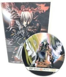 Box Dvd Anime Devil May Cry Completo Legendado