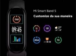 Mi Band 5 - Xiaomi  Versão Global / Caixa lacrada
