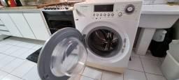 Título do anúncio: Lavadora e secadora Eletrolux 10,5 kg