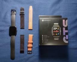 Smartwatch Xiaomi Amazfit GTS Preto