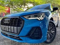 Título do anúncio: Audi Q3 2021 1.4 TB Black S line