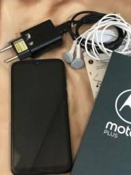 Título do anúncio: Moto g 8 Plus 64GB