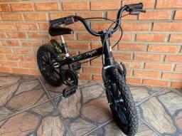 Bike bandeirantes Batman aro 14