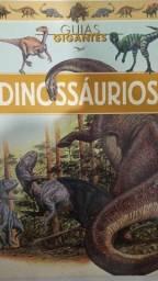 Título do anúncio: Guia Gigantes - Dinossauros (Livro Gigante)