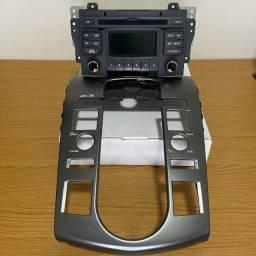 Título do anúncio: Radio CD Player Kia Cerato 2012 a 2014 + Moldura Original