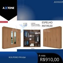 Título do anúncio: Roupeiro ph 5862 122