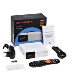 Gtmedia gtc 4k android caixa de tv receptor Pronta-Entrega!!!