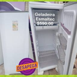 Título do anúncio: GELADEIRA ESMALTEC