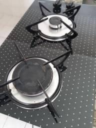 Cooktop a gás Casavitra 2 bocas