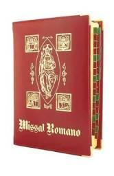 Missal Romano LUXO NOVO