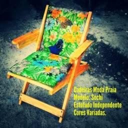 Cadeiras Moda Praia