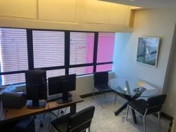 Excelente Sala de 28m² no André Guimarães! Venha trabalhar na Av. Tancredo Neves!