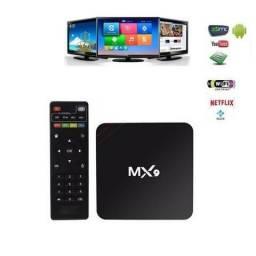 Tv Box Smart MX9 4gb ram 64gb 4k Wifi 4G-5G Netflix Youtube Android