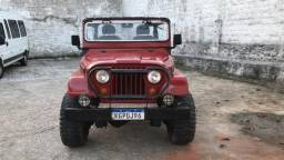 Jeep willys/ford ano 76 4X4